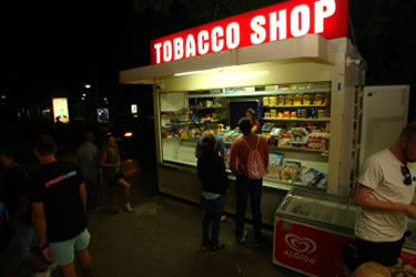 Tobacco Shop Novalja